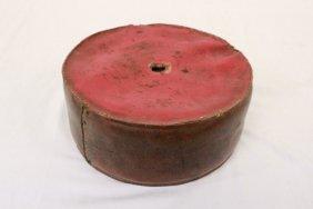 Rare Antique Tibetan Praying Wheel