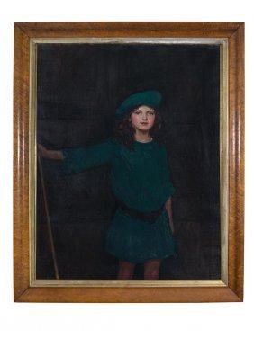 John D Costa Betty The Artist Daughter As Robin Hood