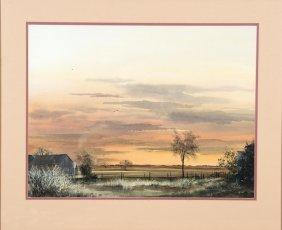 Marie Barr Sunrise Portland Downs