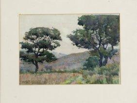 Naylor Gill Landscape 1899