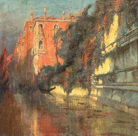 Frank Brangwyn (british, 1867-1956) Venice