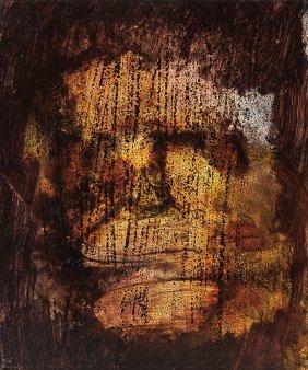 Sidney Nolan (1917-1992) Hidden Portrait 1969