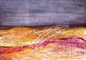 Sidney Nolan (1917-1992) (landscape)