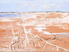 Clifton Pugh (1924-1990) The Shallows