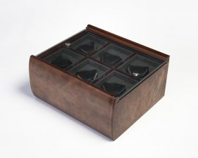 An Underwood Gentleman's Automatic Watch Case