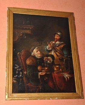 19th Century Flemish Painting
