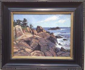 "John Loughlin ,""Bass Rocks"""