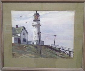 "John F. Gould ,""Cape Elizabeth, 1939"""