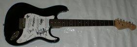 Beady Eye Signed Electric Guitar