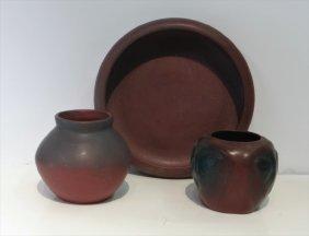3 Pcs. Van Briggle Art Pottery