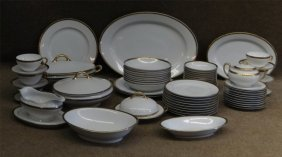 "Partial Set Of Royal Bayruth China: 16"" Platter,"