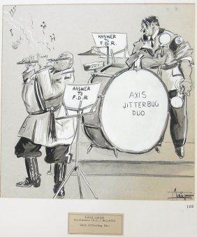 1935 Paule Loring Providence Bulletin Axis Jitterbu