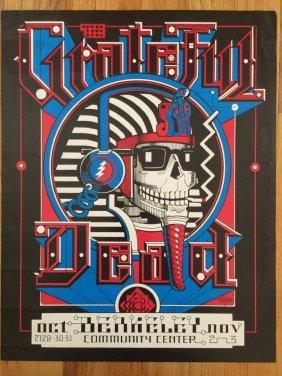 Grateful Dead At Berkeley Community Center - Rare -