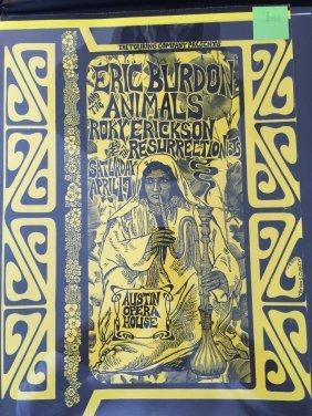 Eric Burdon In Austin