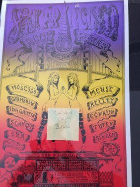 San Francisco Rock Poster Show