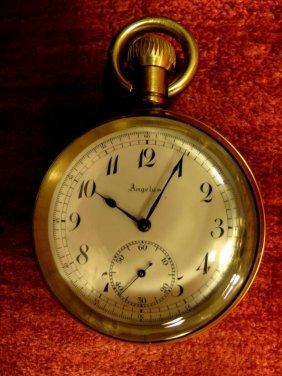Pocket Watch , Angelus, Swiss Made