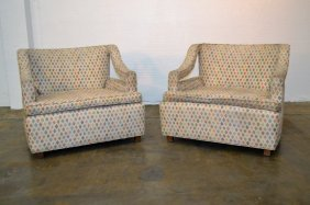 Monteverdi Young Lounge Chairs