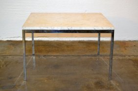 Florence Knoll Marble Top Table