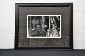"""""""celluloid Android"""" Photo Signed"""