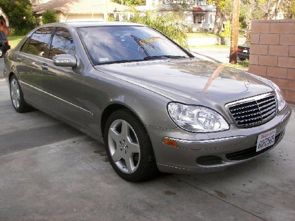 1b 2005 mercedes benz s500 fully loaded lot 1b for 2005 mercedes benz s500