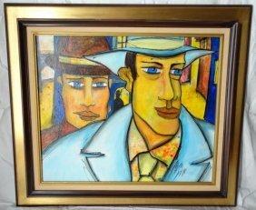 """Domenico Provenzano (french: 20th Century) """"son"""