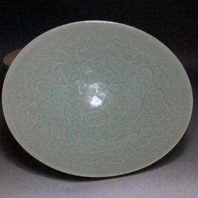 A Nice Chinese Hutian Kiln Celadon Bowl