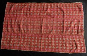 A Nice Old Traditional Manual Brocade