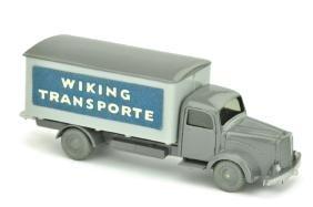 Koffer-LKW MB 5000 Wiking Transporte