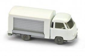 Borgward Verkaufswagen (kanne Blau)