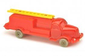 Spritzenwagen Dodge, Rot (leiter Gelb)
