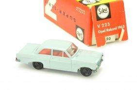 Siku - (v 223) Opel Rekord 1963 (im Ork)