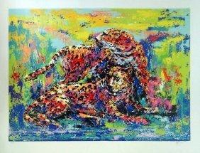 """Mark King """"leopard's Pride"""""""