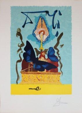 "Salvador Dali ""the Resurrection"""