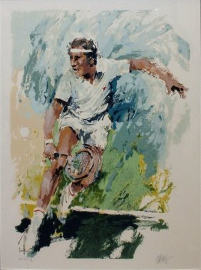 """Wayland Moore """"jimmy Connors"""""""