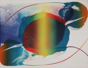 "Paul Jenkins ""phenomena Open Light"""