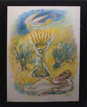 "Reuven Rubin ""zachariah"""