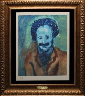 """Pablo Picasso (apres) """"le Peintre Sabastian Juner"""