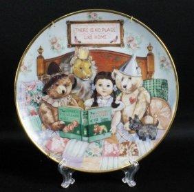 Limoges Porcelin Plate