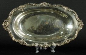 Reed &barton Silver Plate