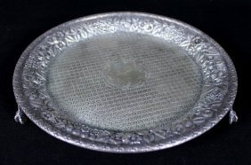Sterling A Jacobi & Co. Dish