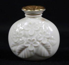 Lenox Porcelain Perfume Bottle