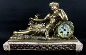 French Louis Xvi Mantle Clock
