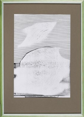 MUNARI BRUNO (1907 - 1998) - Senza Titolo.