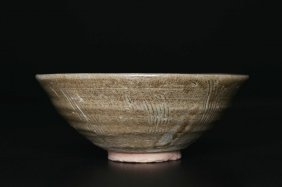 Arte Cinese A Song Pottery Bowlchina, Song Dynasty.