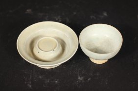Chinese Cup Set