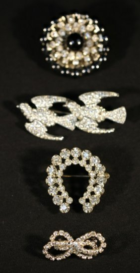 Vintage Signed Costume Jewelry Lot