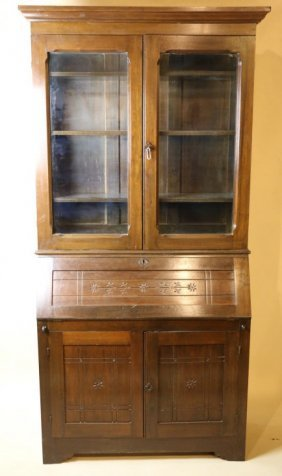 American Antique Secretary