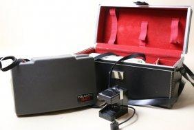 Polaroid 440 Vintage Camera Set