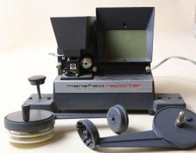 Vintage Mansfield Reporter 8mm Machine