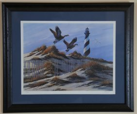 John Taylor Nc Duck Print
